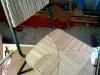 krzeslo-9 - z tektury, z kartonu