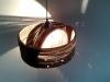 lampa-2-pierscienie-6 - lampa z kartonu