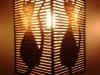 Kocia lampa z karonu - 2