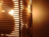 Lampa z kartonu - kolka 3d - 10