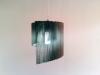Muszla lampa z kartonu - 7