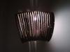lampa-zebra-15 - lampa z tektury