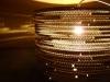 beczka-2-4 - lampa z kartonu, cardbord lamp