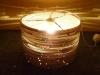 beczka-2-5 - lampa z kartonu, cardbord lamp