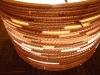 beczka-3-lampa-z-dziurami-4 - lampa z kartonu, cardbord lamp