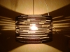 beczka-3-lampa-z-dziurami-6 - lampa z kartonu, cardbord lamp