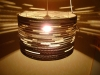 beczka-3-lampa-z-dziurami-8 - lampa z kartonu, cardbord lamp