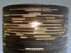 beczka-z-dziurami-1 - lampa z kartonu, cardbord lamp