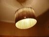 jajko-6 - lampa z kartonu, cardbord lamp
