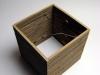 luka-3_0 - lampa z kartonu, cardbord lamp