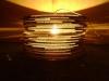 beczka-4-lampa-nie-w-osi-5 - lampa z kartonu, cardbord lamp