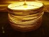 beczka-4-lampa-nie-w-osi-7 - lampa z kartonu, cardbord lamp