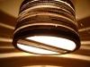 lampa-sznurek-2 - lampa z kartonu, cardbord lamp