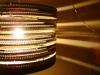 lampa-sznurek-4 - lampa z kartonu, cardbord lamp