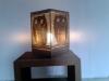 Lampa sowa 3d - stojaca - 4