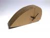 tekturowy-zegar-wieloryb-2- cardboard-clock